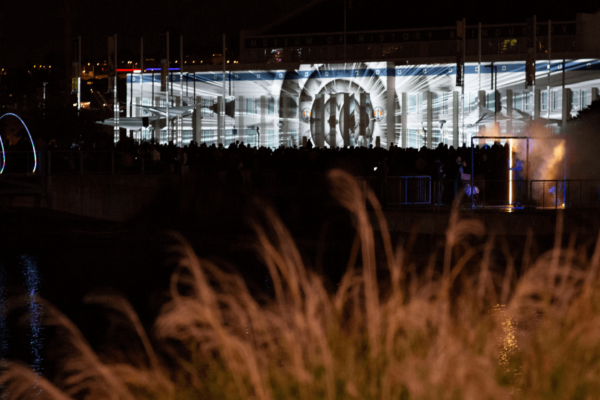 Borealis Projection Mapped